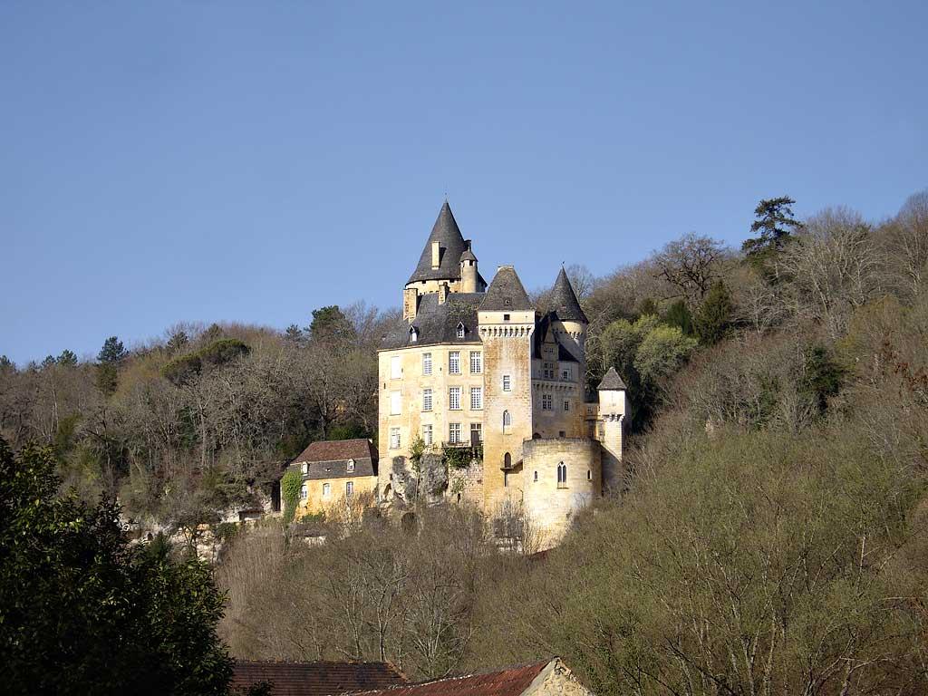 Circuit num rique de la communaut de communes de la for Chateau la roque